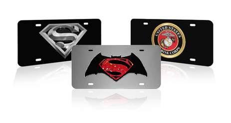 Decorative License Plates image
