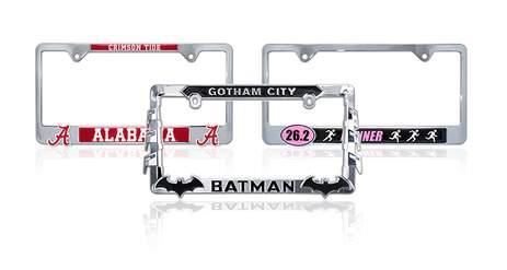License Plate Frames image